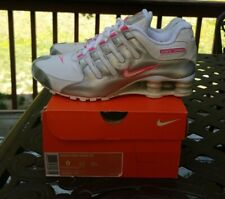 Nike shox nz white womens Sneakers Size 9
