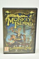 Tales of Monkey Island PC Game FRENCH Manual Windows PHYSICAL Francais
