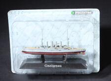 Deagostini WWII German Scharnhorst-class battleship Gneisenau 1/1250 Model