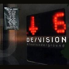 De/Vision 6 Feet Underground Cd Dec-2006, Drakkar (Germany))