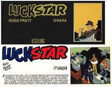 RARE EO KESSELRING N° 2000 EXEMPLAIRES + HUGO PRATT + O' HARA : LUCKSTAR