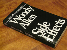 Side Effects ~ Woody Allen. Sc  Vintage  Unopened!! HiLArIoUs - A humor classic!
