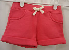 Girl's Lands End Knit Shorts  4 NWT