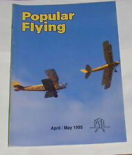 POPULAR FLYING MAGAZINE APRIL/MAY 1995 - COMPASS POINTS
