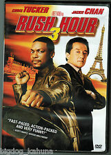 Rush Hour 3 (DVD, 2007) Jackie Chan Chris Tucker