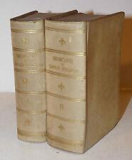 Biografie, Memorie di Carlo Goldoni 2 voll. Vita Teatro 1861 Barbera Mini Libri