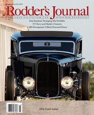 Rodders Journal 76b; Hot Rod, Gasser, 1932 Ford Sedan