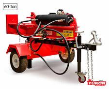 Yukon 60 Ton Hydraulic Diesel Log Splitter