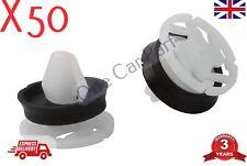50x PEUGEOT 208 308 508 INTERIOR DOOR TRIM PANEL CARD RETAINER CLIPS 1007928