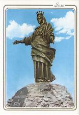 SUSA - LA MADONNA DI ROCCIAMELONE OFFERTA DAI BIMBI D'ITALIA NEL 1900 - NV - FG