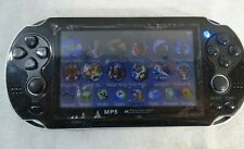 """MP5 Handheld 5"""" Screen Portable Multimedia Game Console, LOTS of Games, 16GB"""