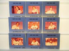 1977 MLB TV card / slide team Set 9/10 New York Mets Seaver Kingman Harrelson