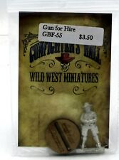 Knuckleduster GBF55 Gun for Hire Gunfighter's Ball Old West Gunslinger Mercenary