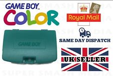 New Game Boy Color GBC Teal Replacement Battery Cover - Gameboy Colour Turquoise