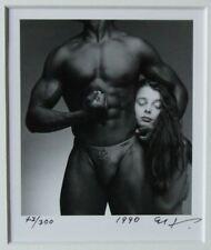 Eikoh Hosoe: Marionettes de Paris #2, Signed Silver Gelatin Print - 1990