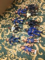 Police Academy Action Figure Lot Kenner 1989 10 Vintage Toy
