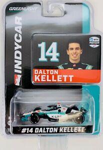 1:64 2020 Greenlight Dalton Kellett #14 K-Line AJ Foyt Racing IndyCar Diecast