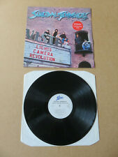 SUICIDAL TENDENCIES Lights Camera Revolution LP 1990 UK DEMO PRESSING 4665691
