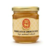 Marmellata di Limoni di Sicilia senza coloranti e senza conservanti vaso da 200g