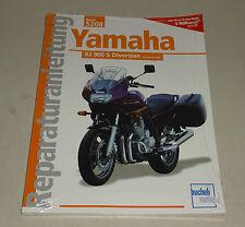 Manuale Riparazione Yamaha XJ 900 S Diversion - Ab 1995