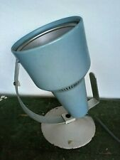 Vintage 1960's Phillips 'Ultraphil' Heat/ Health Lamp,Very Bright / Industrial