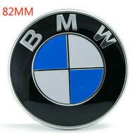 82MM Emblème BMW Capot Coffre Insigne Logo M3 E30 E36 E46 E90 E92 E81 E39 E60M