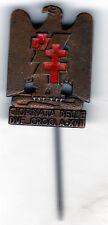 antitubercolare giornata delle due croci 1939 variante bronzo