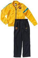 Original NIKE Kinder Trainingsanzug FC Barcelona Woven Warmup Präsentationsanzug