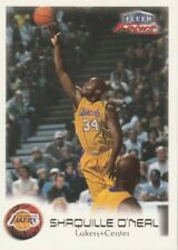 FREE SHIPPING-MINT-1999-00 Fleer Focus #72 Shaquille O'Neal Los Angeles Lakers