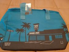 TRADER JOES LARGE BLUE INSULATED BAG. NWT