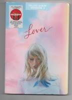Taylor Swift Lover Deluxe Album Version 3 Target Exclusive CD Calm Down, Me