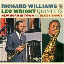 RICHARD WILLIAMS/NEW HORN IN TOWN PLUS BLUES SHOUT......