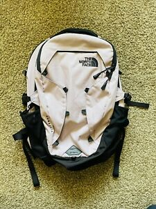 The North Face Women's Borealis Backpack in Light Purple and Black