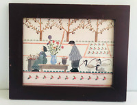 "Barbara Bourgeau Richards Limited Edition Print ""Ada & Albert Brough"" Print 2041"