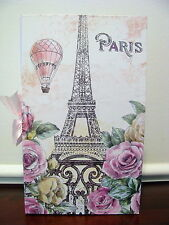Lovely Paris Photo Album. Brand New. Gorgeous Holds 300 4X6 Photos.