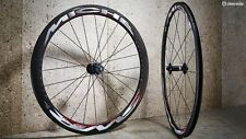 Miche SWR Carbon Road Wheelset 38/50 Q/R Clincher Italian Designed and Built