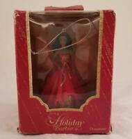 Heirloom Ornament Collection - 2014 Holiday Barbie Ornament