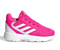 Scarpe Bambina Adidas Nebzed I Rosa Sneaker Leggera Ammortizzata Palestra Tempo