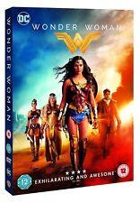 Wonder Woman DVD Brand New & Sealed Quick Dispatch Fast postage