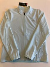Under Armour New Storm Launch Running Jacket Women's Size Small 1342809 Blue