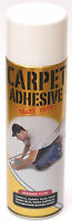 2 x 500ml Multi Purpose Carpet Contact Adhesive Glue Heavy Duty Spray Fast Cure