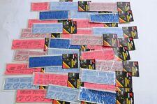 Trabajo al por mayor Lote 30 Reflectante Parachoques Pegatinas Variedad De Diseños Y Colores