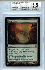 MTG 2009 Strip Mine From the Vault Exiled Foil BGS 9.0 (9) Mint Card WOTC 0142
