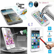 FOR APPLE IPHONE 6 REAL TEMPERED GLASS SCREEN PROTECTOR FILM GUARD 4.7 INCH