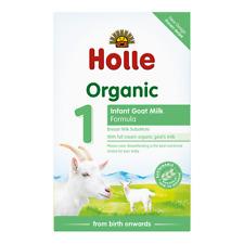 Holle Organic Infant Goat Milk Formula Stage 1