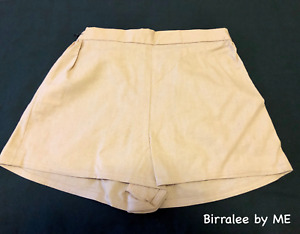 Cute Classic Shorts Handmade by Birralee by ME. Size 3