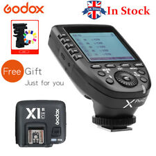 UK Godox Xpro-C E-TTL 2.4G X System Wireless Trigger+X1R-C Receiver for Canon
