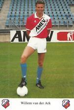 Voetbal, football, WILLEM VAN DER ARK, FC Utrecht