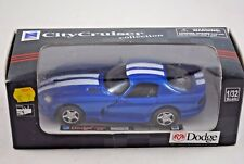 New-Ray 1:32 DODGE VIPER GTS Coupe Super Car w/ Opening Doors MINT in Box