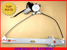 FORD ESCAPE MAZDA TRIBUTE ELECTRIC WINDOW REGULATOR With MOTOR FRONT LEFT
